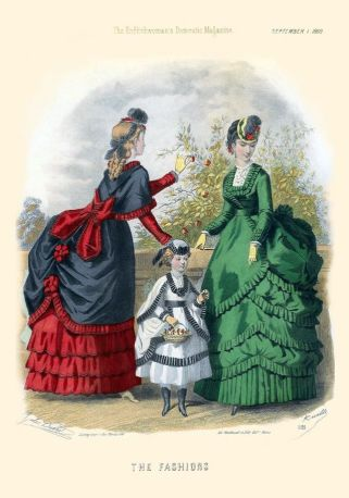 Engliswomans domestic magazine1869