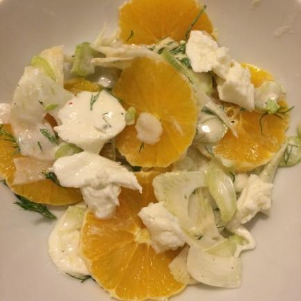Spring Spell Salad