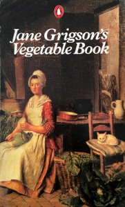 Jane Grigson vegetables