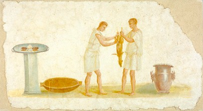 Ancient Rome Food