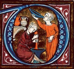 anglo saxon food
