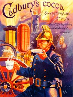 Cadburys poster
