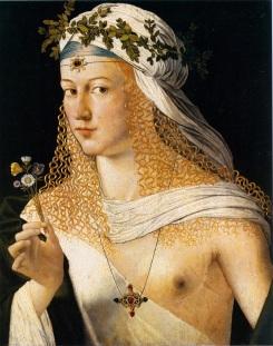 Lucrezia Borgia by Pietro Bembo