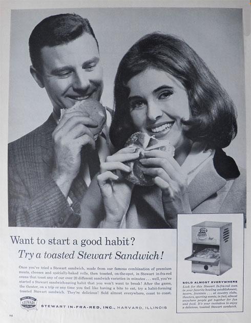 Stewart toaster