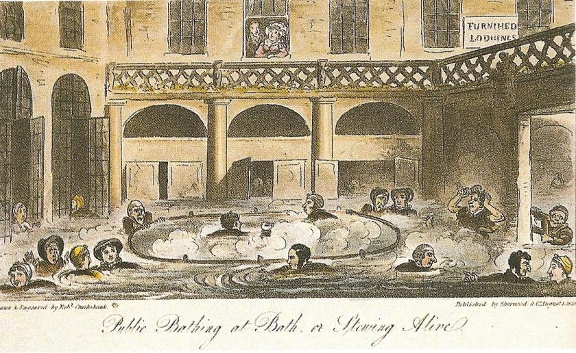 Baths Bath