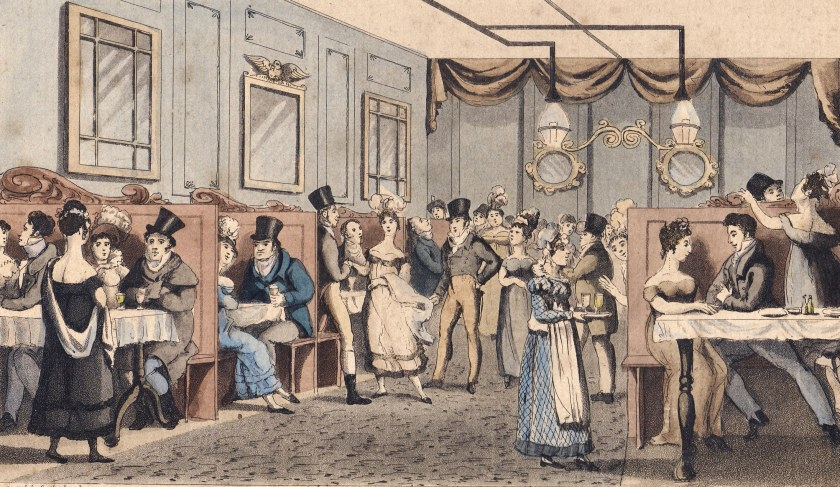regency oyster rooms