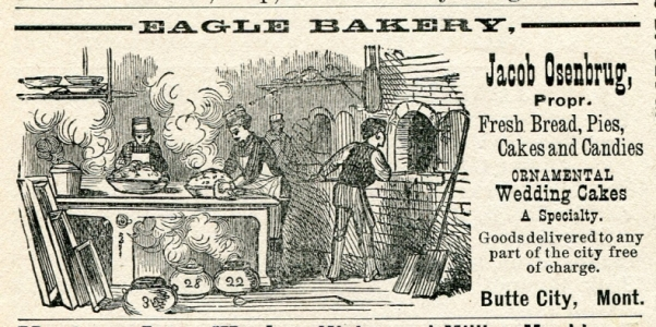 eagle bakery