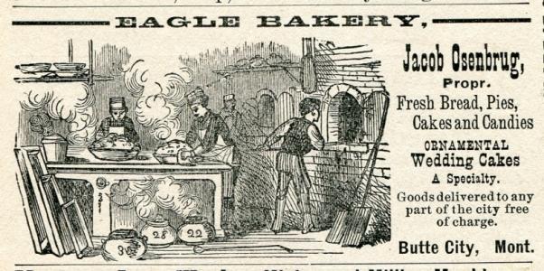 eagle bakery