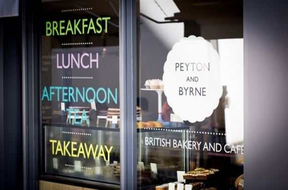 peyton and byrne cafe