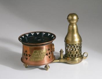 Soyers magic stove