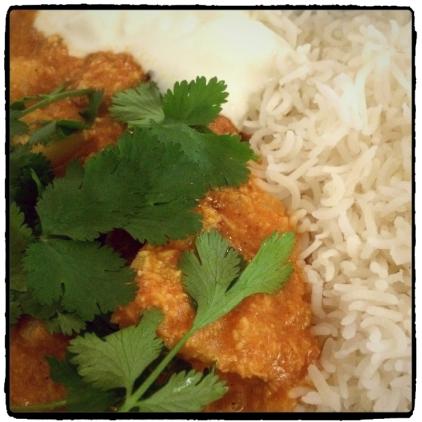 curry pasanda